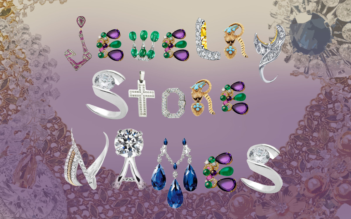50 Unique Jewelry Store Names Toughnickel