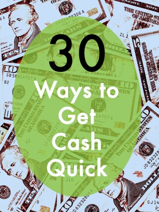Quick Cash 30 Ways To Make Easy Money In One Day Hubpages