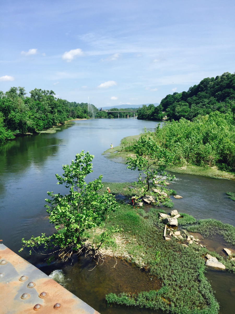 Travel River Path James