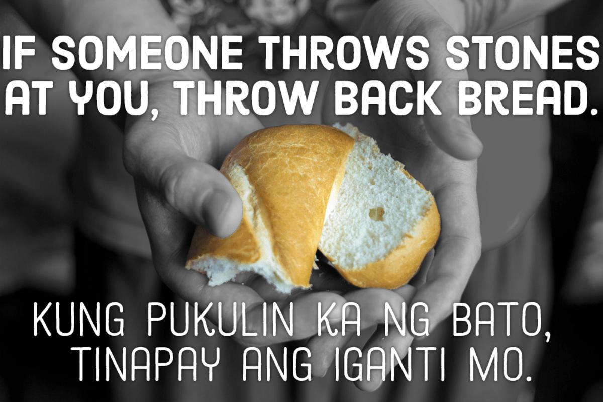 Tagalog Proverbs English