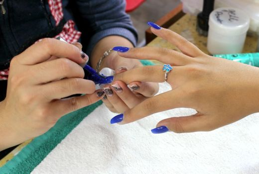 Manicure Pedicure Salons Local Nail Technician Schools