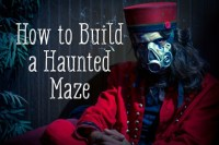 How to Build a Halloween Haunted Maze | Holidappy