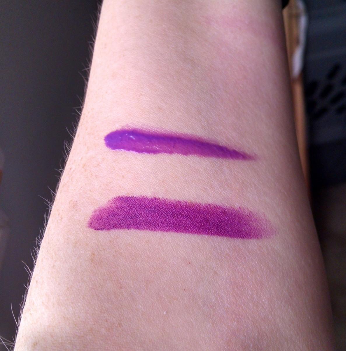 Purple Color Names List