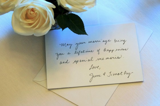 Funny Words To Put In Wedding Card