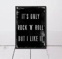 Rock 'n' Roll Bedroom Dcor Ideas