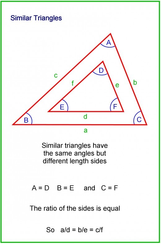 Adding Angles Triangle