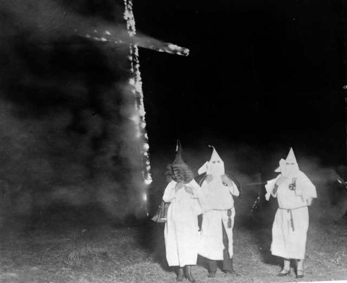 D C Stephenson And The Indiana KKK In The 1920s HubPages