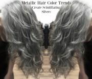 3 metallic hair colors