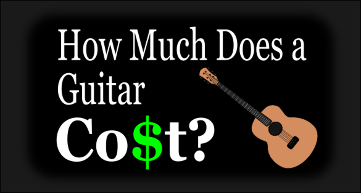 How Much Does a Guitar Cost for a Beginner  Spinditty
