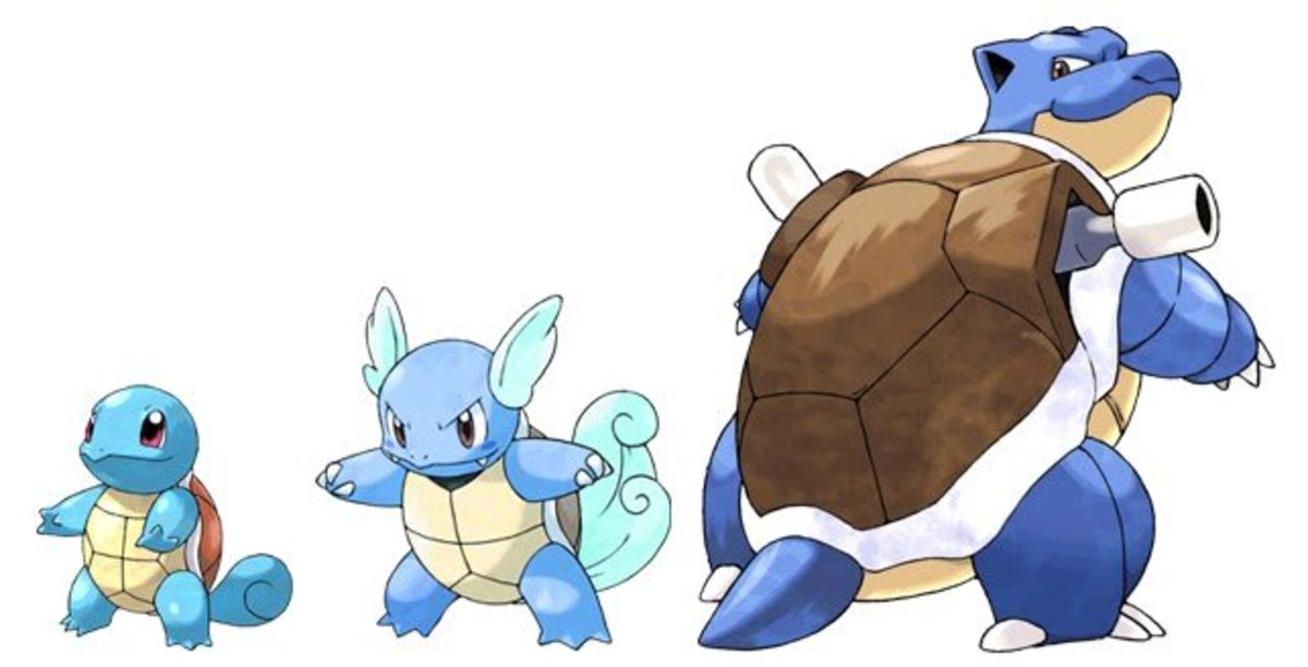 pokemon review blastoise levelskip