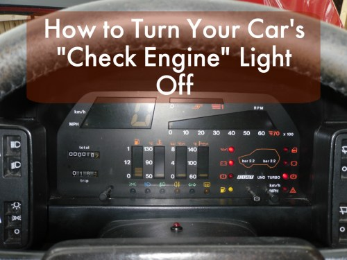 small resolution of how to get rid of the check engine light