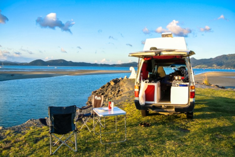 Image result for camping in new zealand