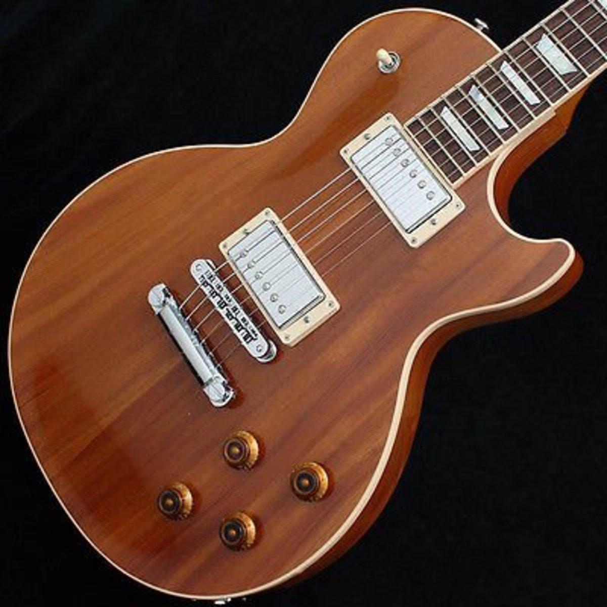 Best Finish For Mahogany Guitar