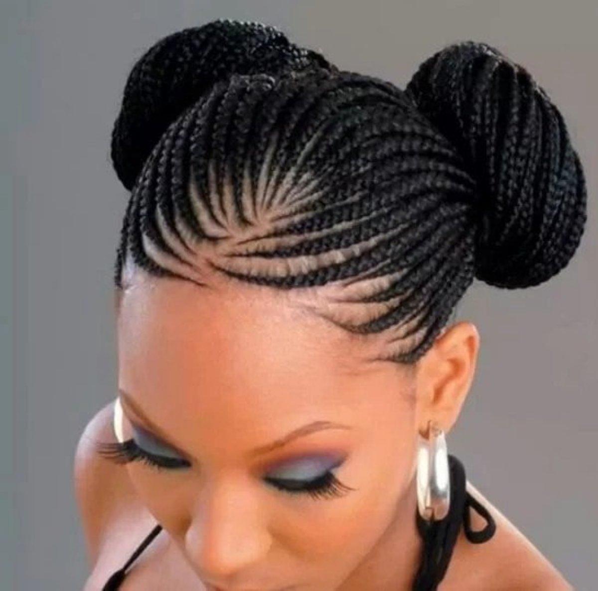 Traditional Yoruba Hairstyles Bellatory