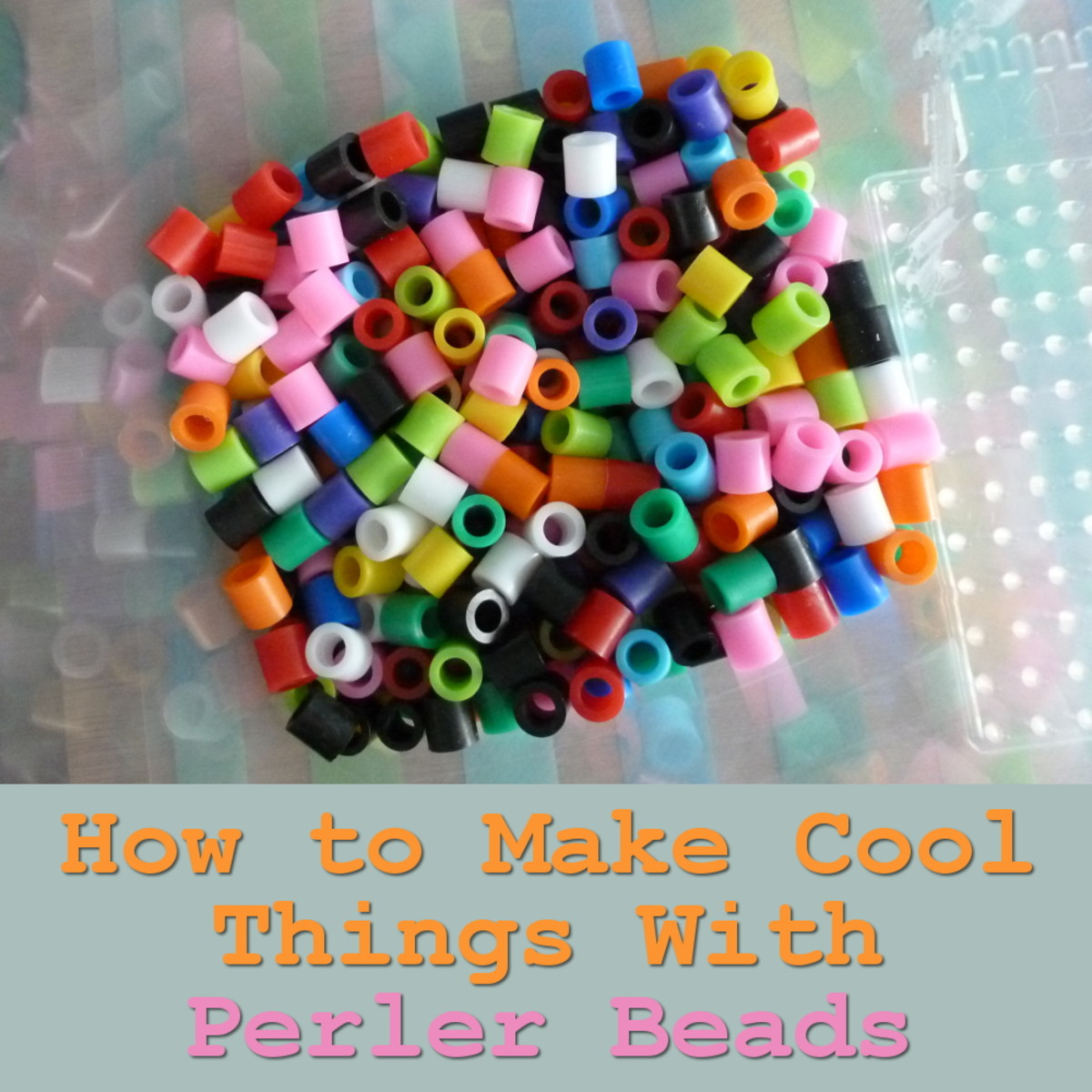 How to Make Things with Perler Beads  HubPages