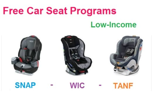 Fortunately There Are Many Agencies In The United States That Can Help Low Income Pas Or Expecting Moms And Dads Get A Free Car Seat For Their