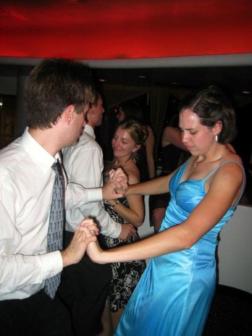 wife felt up on dance floor | Viewfloor.co