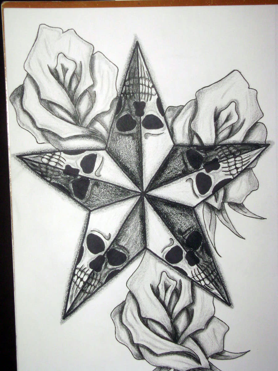 Dreamer Tattoo Sketch