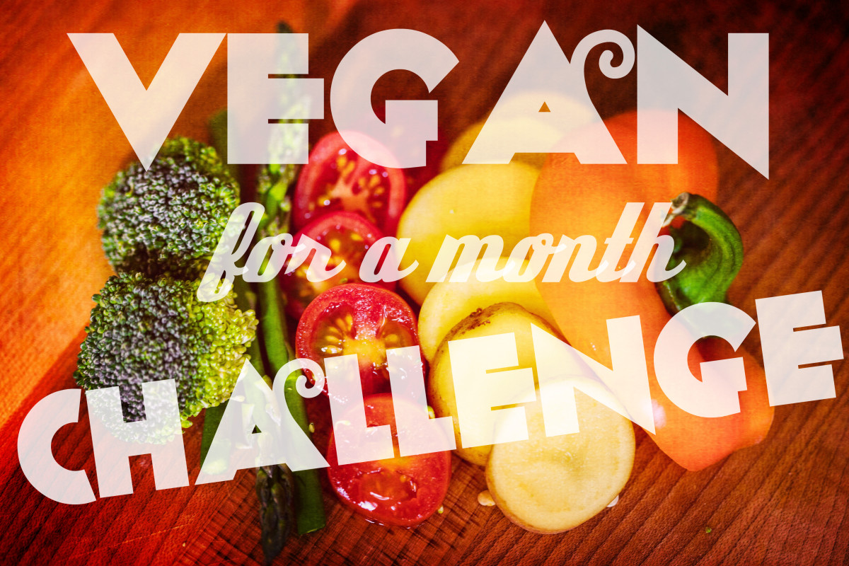 Vegan for a Month Challenge: My Experience and Outcomes | CalorieBee