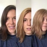 bleach hair bellatory