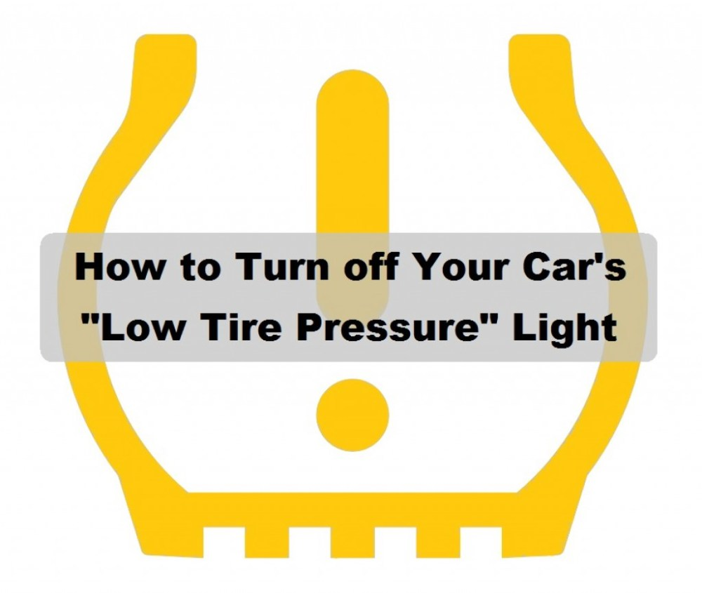 medium resolution of how to reset a stuck low tire pressure tpms light