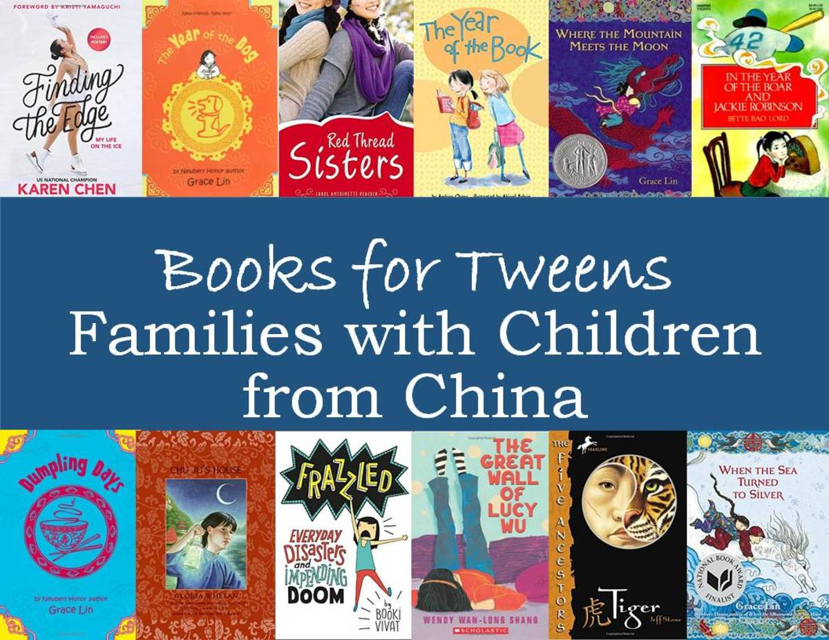 Great Books for Tween Girls Families With Children From China  WeHaveKids
