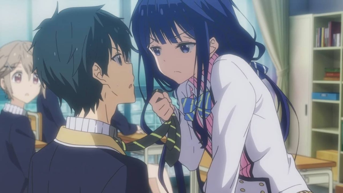 the five best romance