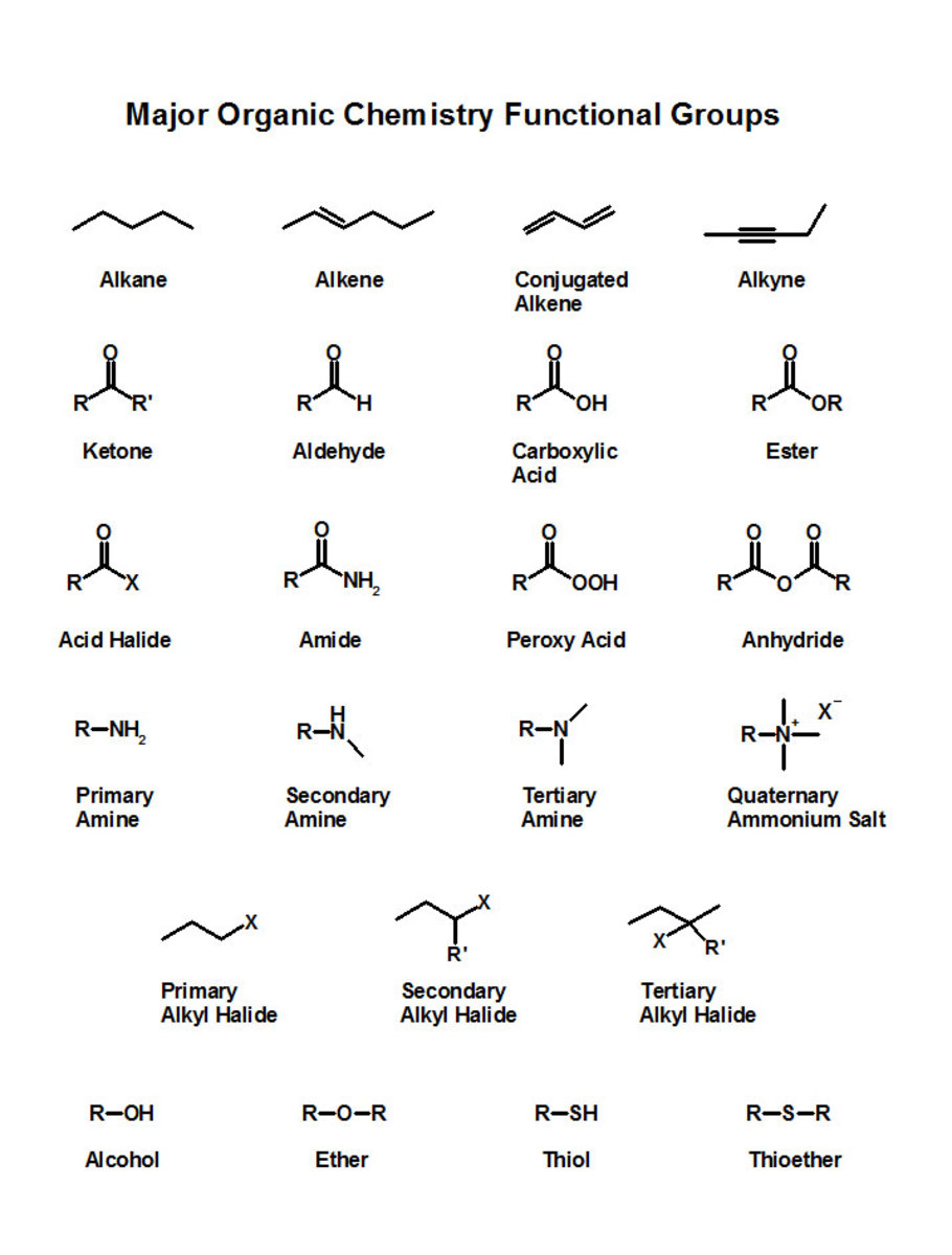 Organic Chemistry 101 Nomenclature