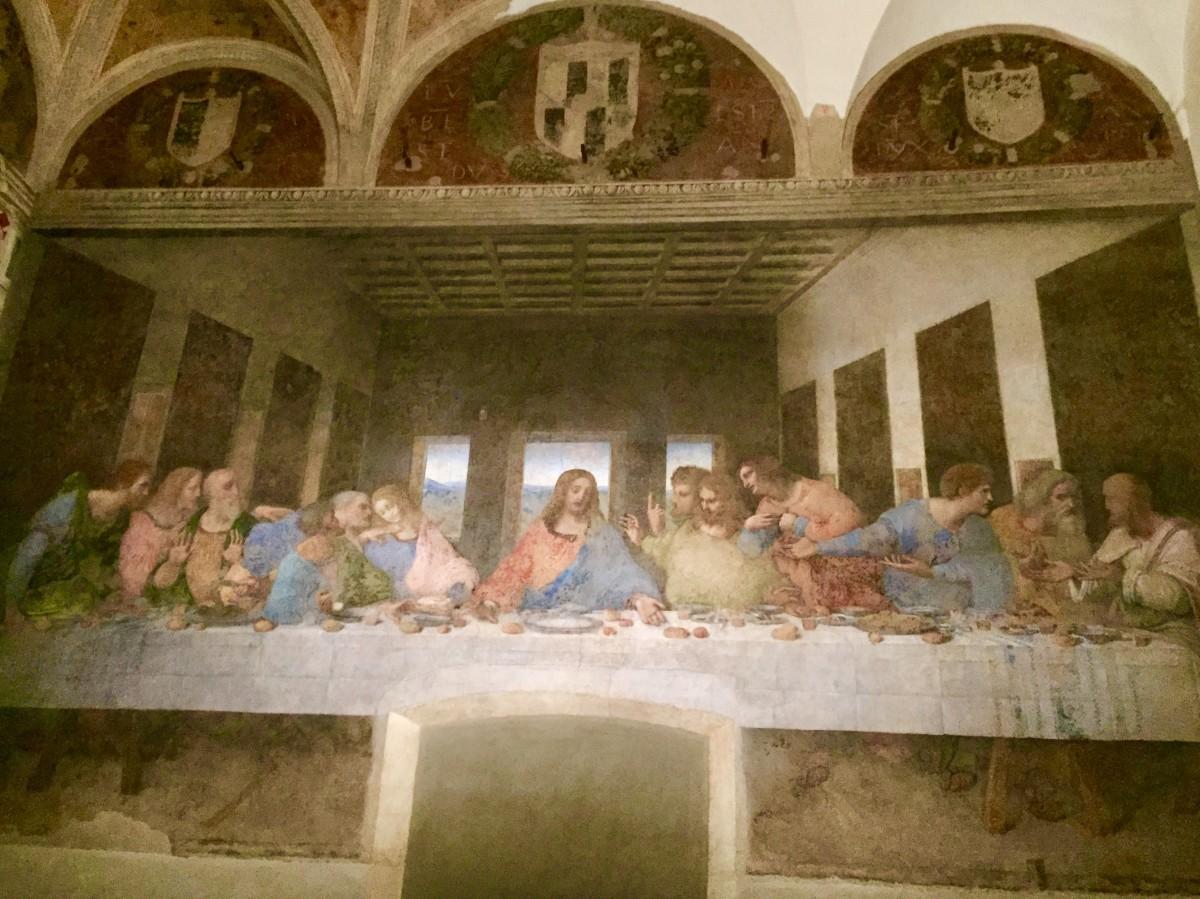 How To Get Tickets To See Leonardo Da Vinci S Last Supper