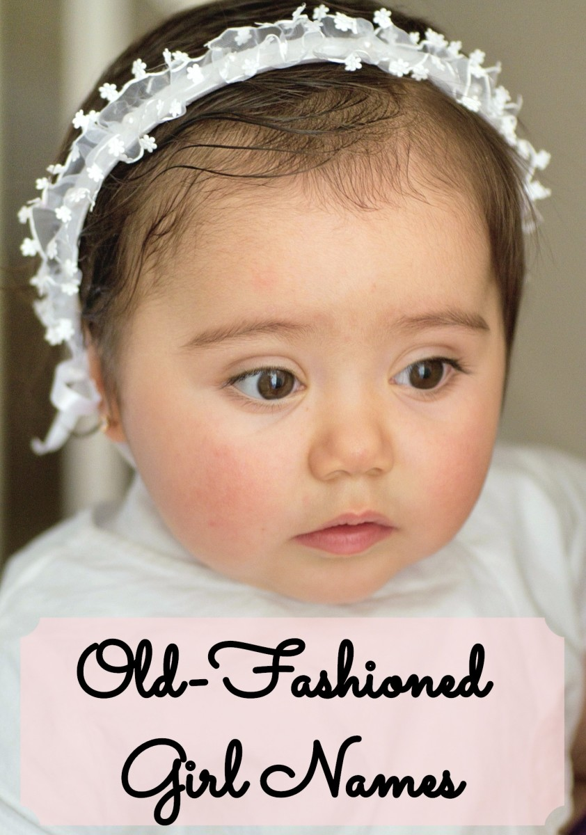 Baby Names Traditional Old Fashioned