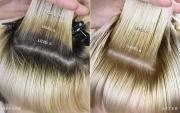 diy hair high lift color