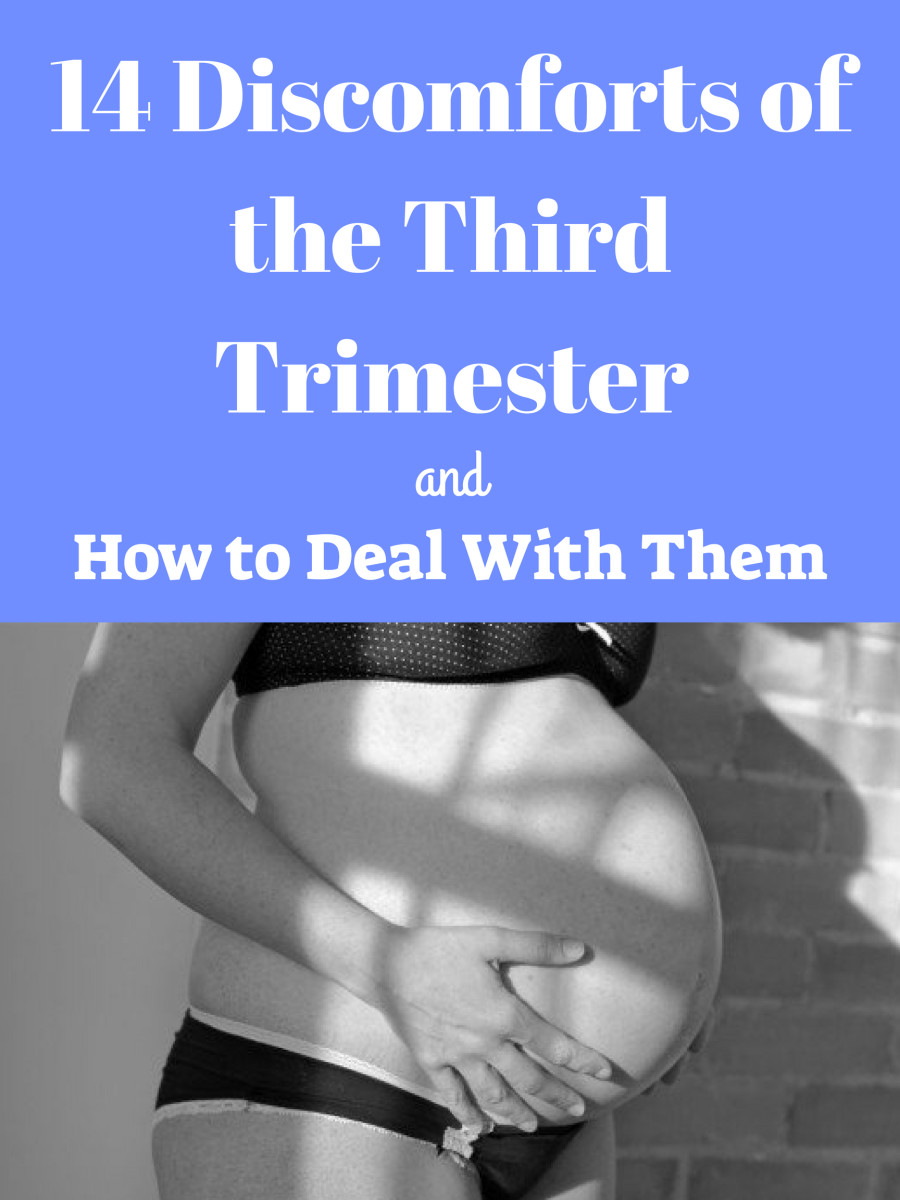 14 Discomforts of the Third Trimester of Pregnancy ...