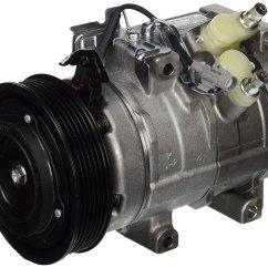 Ac Compressor 2000 Toyota Camry Wiring Diagram Sienna Service Repair Part Ii