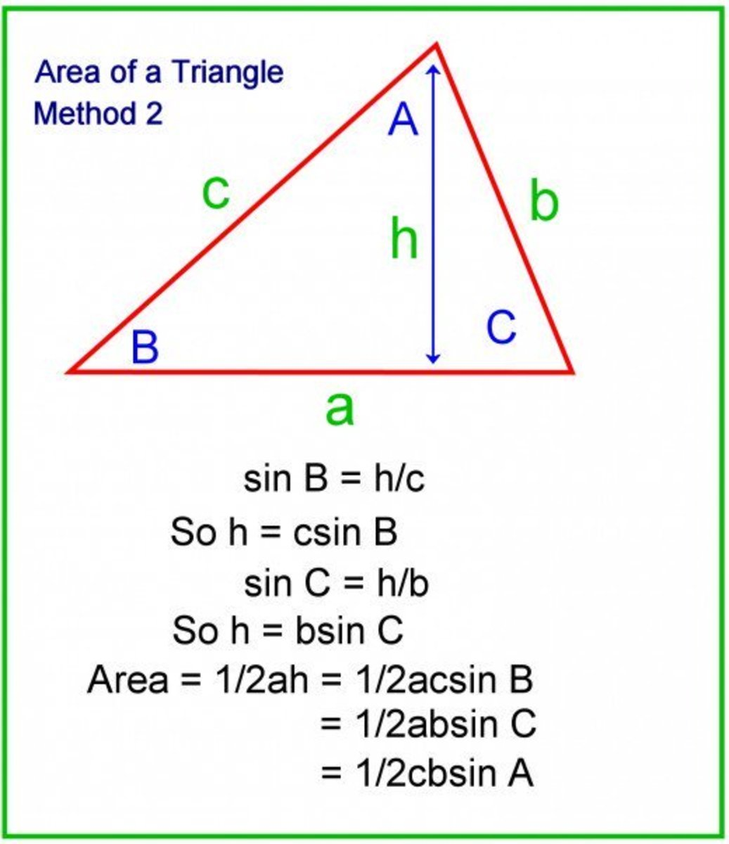How To Find Length Of A Triangle Given One Side And Angle