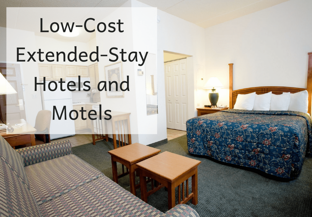 How To Find Low Cost Extended Stay Hotels And Motels