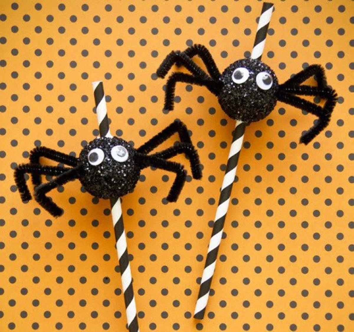 39 creepy spider craft