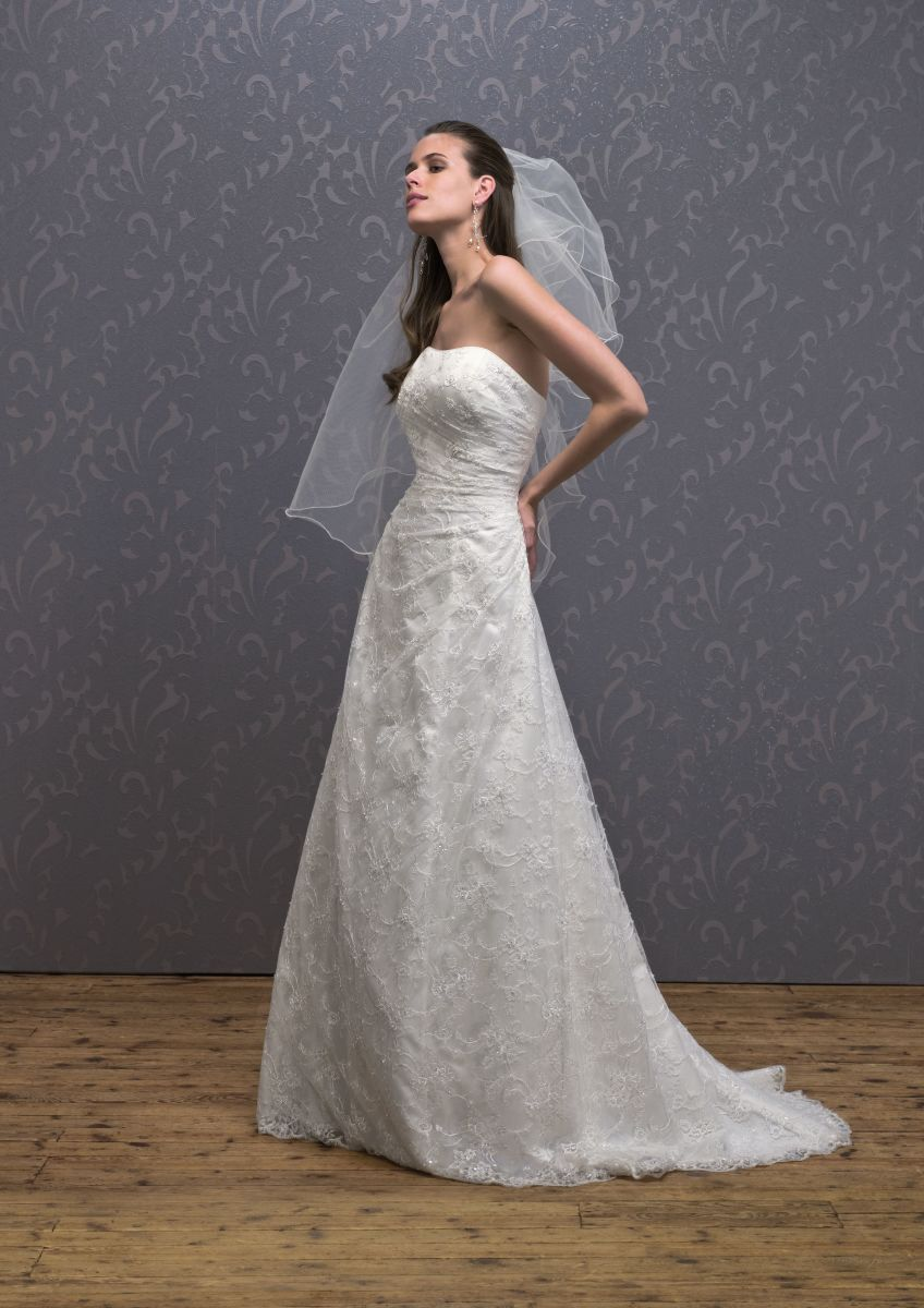 Different Types of Bridal Lace Used for Wedding Dresses ...