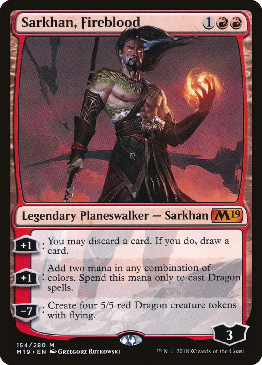 top 10 red planeswalkers