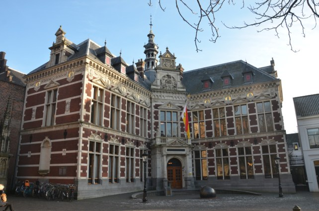 Utrecht University is one of the best universities in Europe.