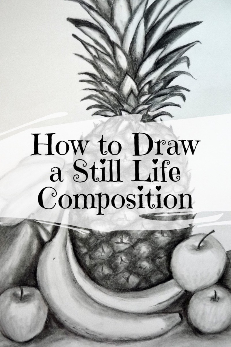 How To Draw A Still Life Composition A Step By Step Guide