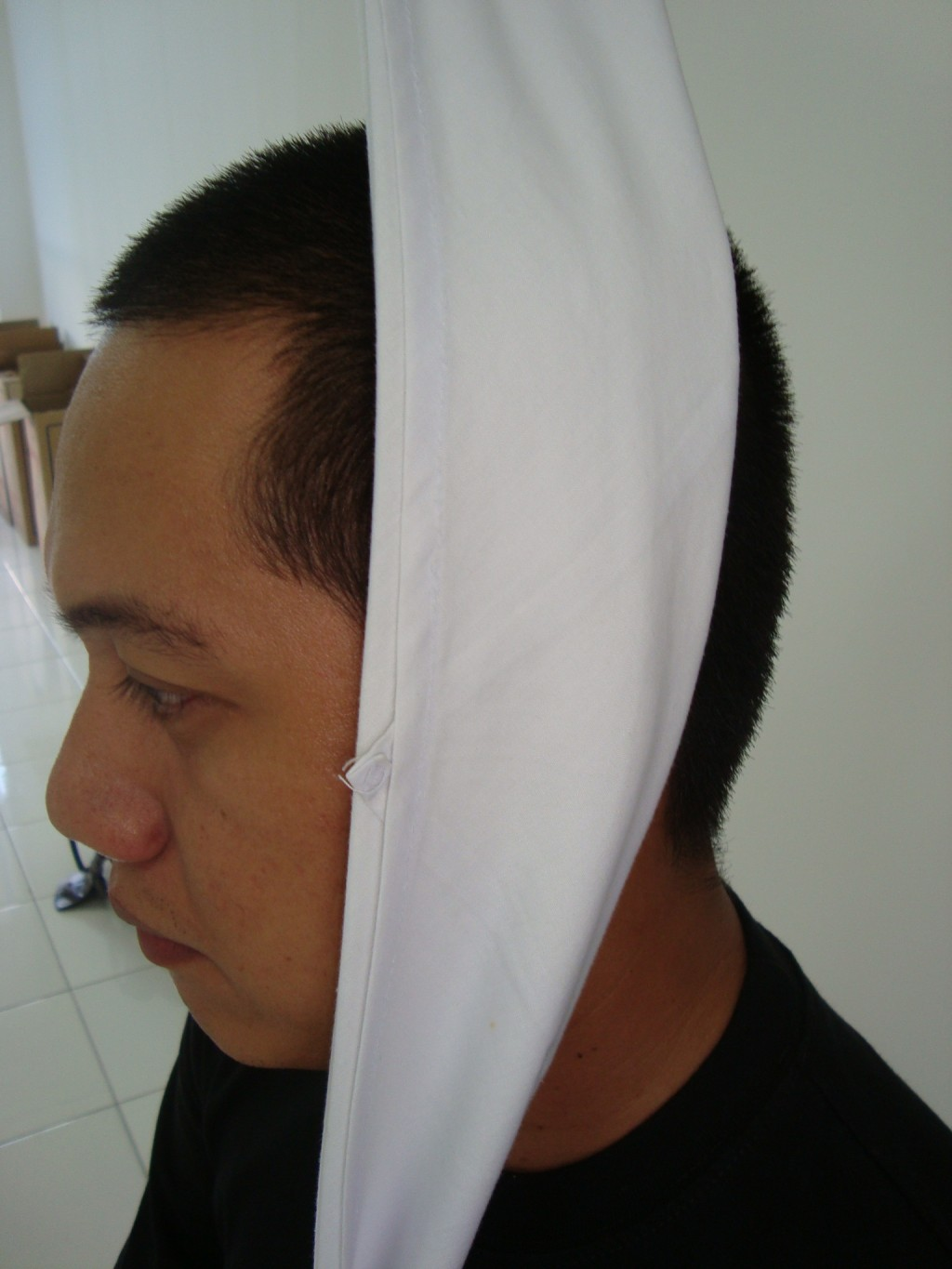 HOW TO APPLY FOR EAR OR CHEEK BANDAGE | hubpages