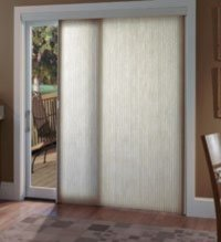 Window Treatments for Sliding Glass Doors   Dengarden