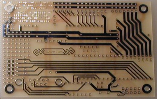 Printed Circuit Board Fabrication Pcb Manufacturing Process