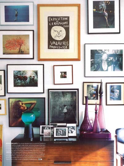 how to hang framed pictures on walls dengarden