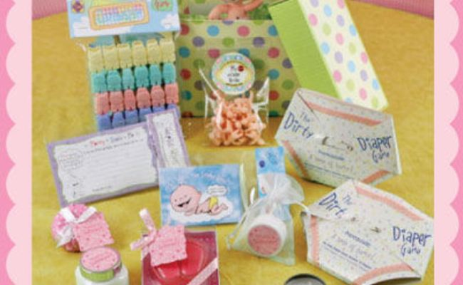 Five Cheap Baby Shower Games Holidappy