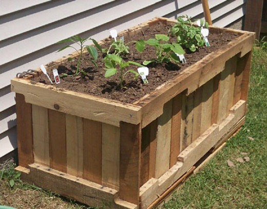 The Small Space Vegetable Garden Hubpages