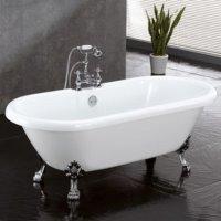 Vintage Tubs and Bath Fixtures | Dengarden