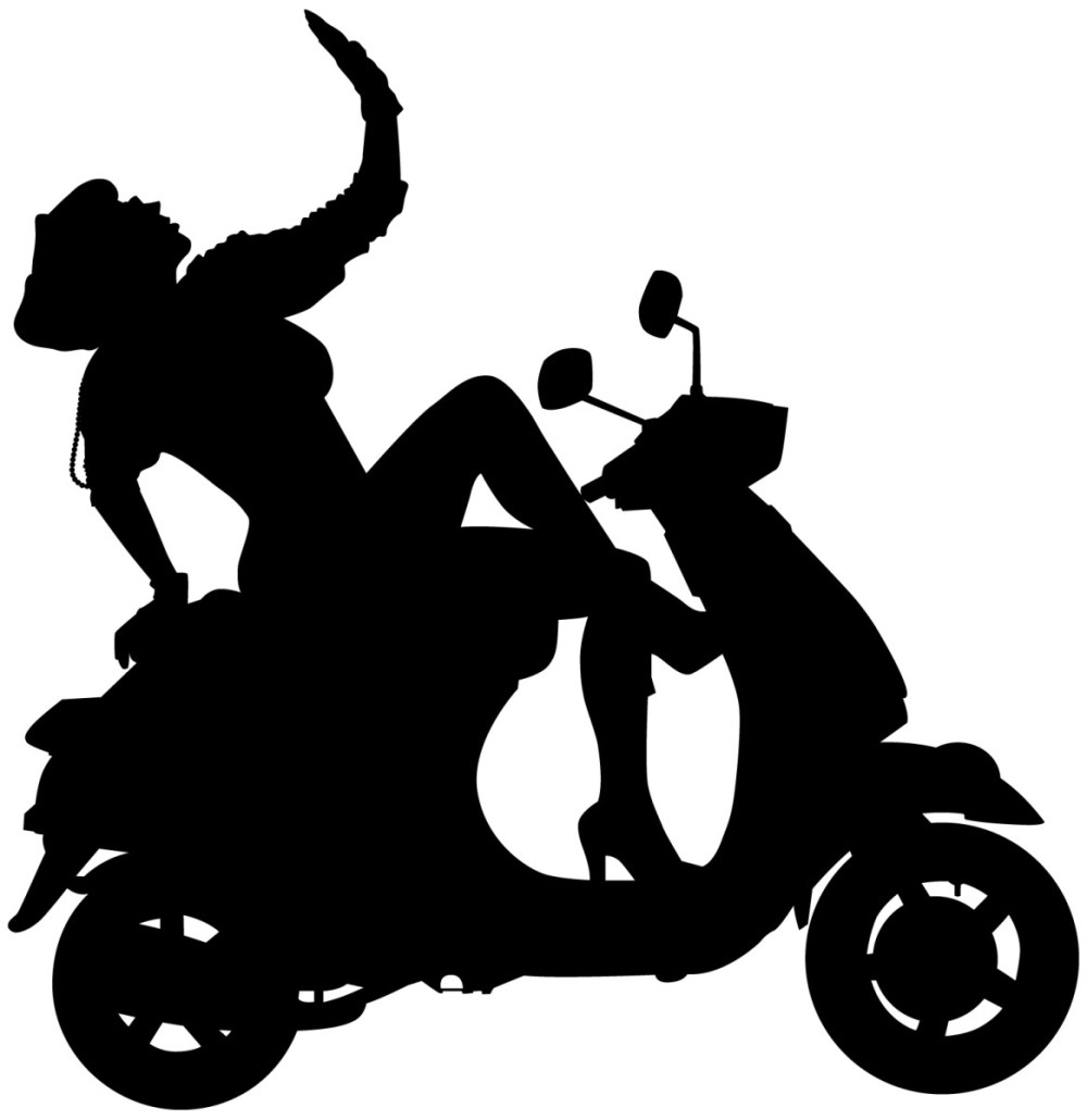 medium resolution of a 50cc moped ideal scooters for beginners