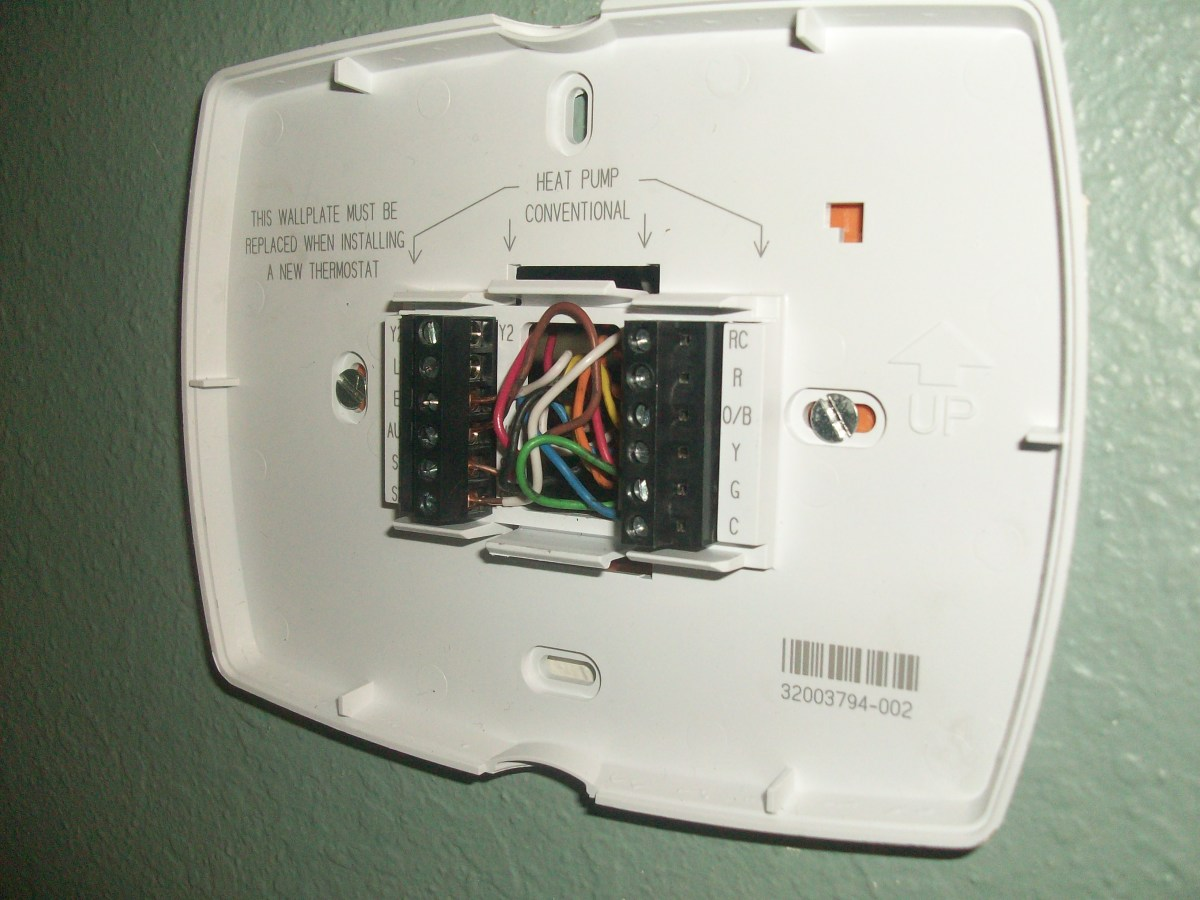 Honeywell Heating Wiring Diagram