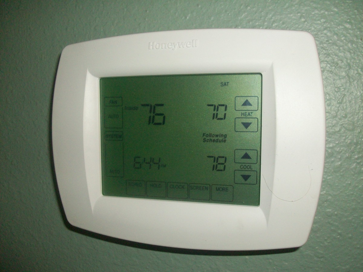 Wiring Diagram Home Thermostat